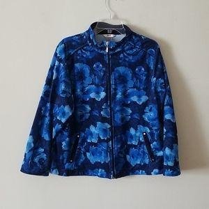 Alia Sporty floral Jacket